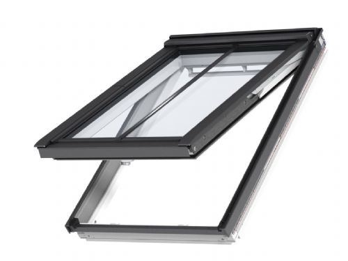 VELUX White-painted top-hung conservation package, tiles